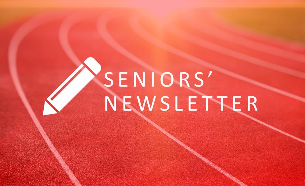 Seniors' Newsletter August 2017