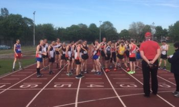 Great Performances at Inaugural Bury AC 10,000m Track Race